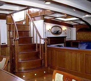 Yacht ANTONISA Hodgdon Yachts CHARTERWORLD Luxury